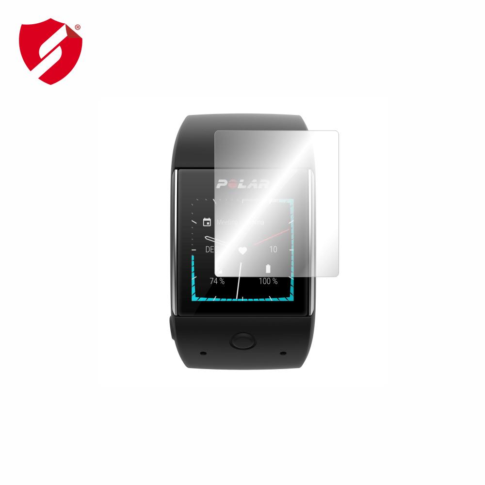 Folie de protectie Smart Protection Smartwatch Polar M600 - 2buc x folie display imagine