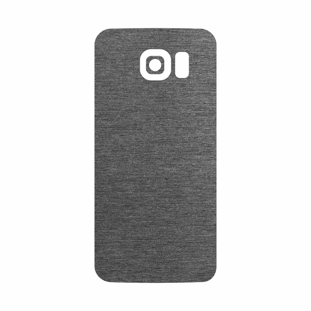 Skin Wrap Smart Protection Samsung S6 Edge spate - Metalic Graphit imagine