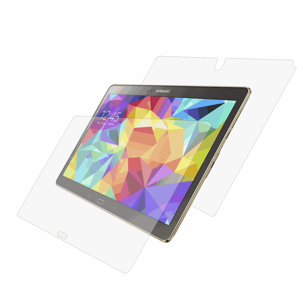 Folie de protectie Smart Protection Samsung Galaxy Note 10.1 Editie 2014 - fullbody-display-si-spate imagine