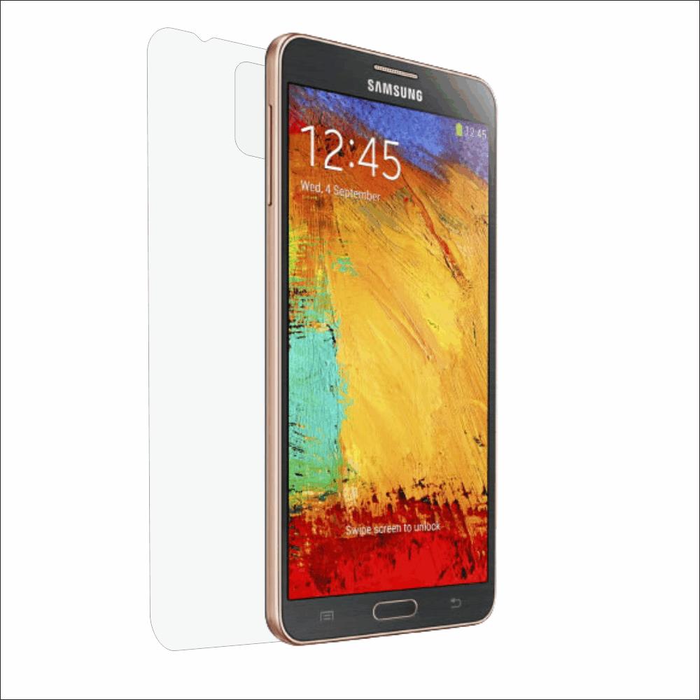 Folie de protectie Smart Protection Samsung Galaxy Note 3 - doar spate imagine