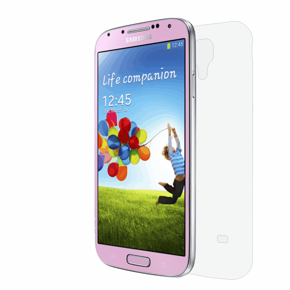 Folie de protectie Smart Protection Samsung Galaxy S4 - doar spate imagine