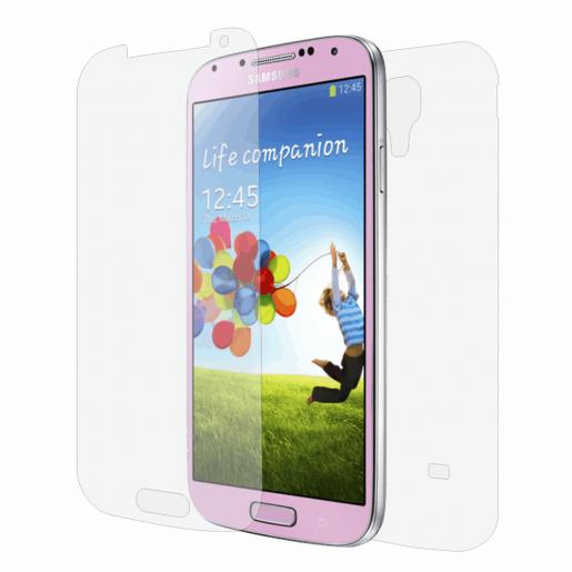 Folie de protectie Smart Protection Samsung Galaxy S4 - fullbody-display-si-spate imagine