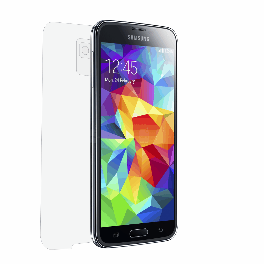 Folie de protectie Smart Protection Samsung Galaxy S5 - doar spate imagine