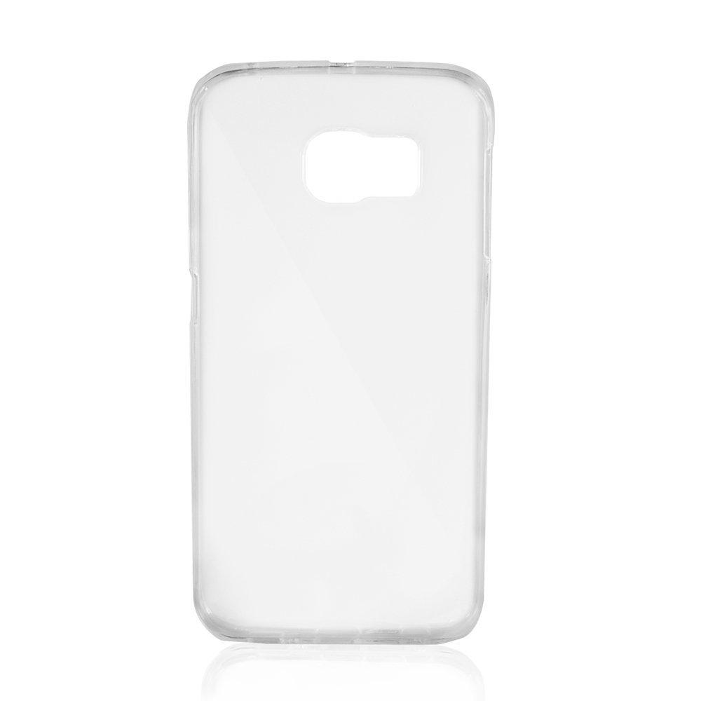 Carcasa din silicon transparenta pentru Samsung Galaxy S6 imagine