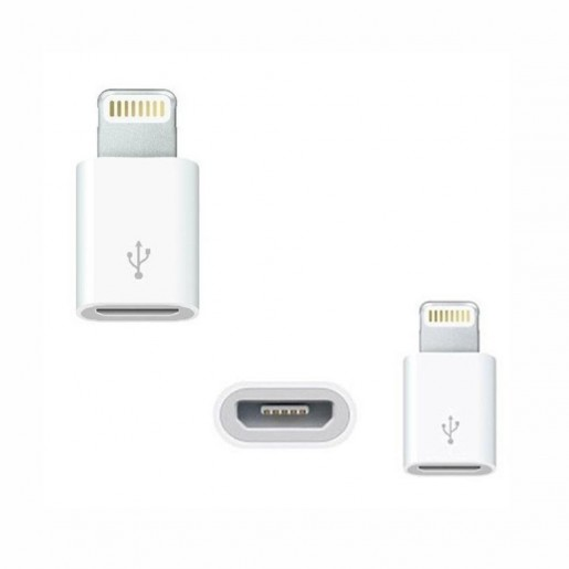 Smart Adaptor Micro USB - 8 Pin imagine