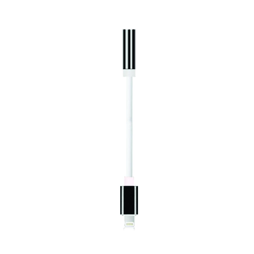 Smart Adaptor din 8 pin Lightning in intrare audio Jack 3.5 mm imagine