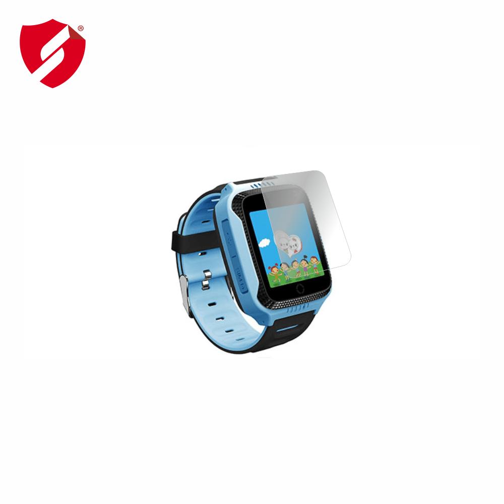 Folie de protectie Smart Protection Smartwatch copii cu GPS TechONE Q528 - 2buc x folie display imagine