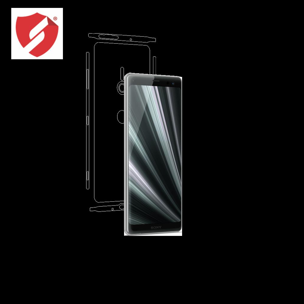Folie de protectie Smart Protection Sony Xperia XZ3 - doar-spate+laterale imagine