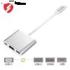 Statie HUB sau Pad pentru dex mode compatibil Windows si OSX pentru smartphone Samsung