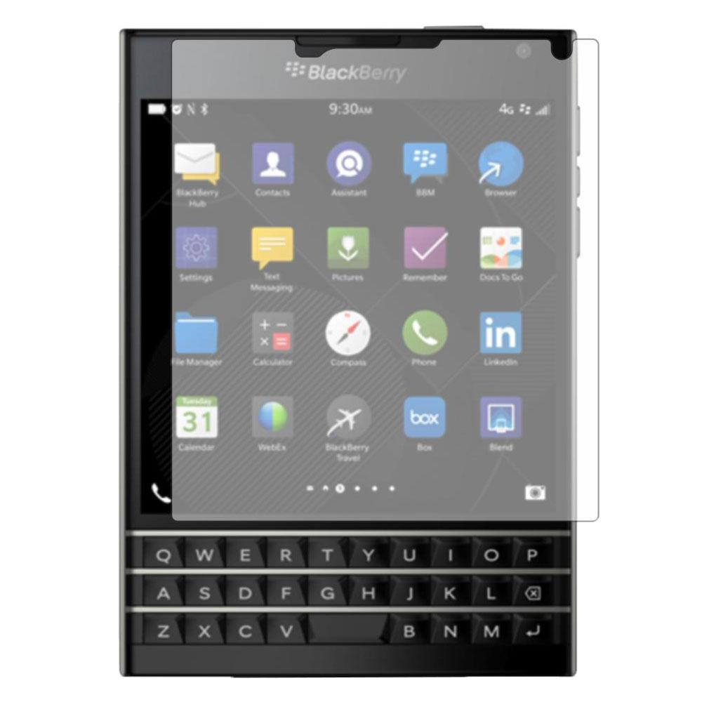 Tempered Glass - Ultra Smart Protection Blackberry Passport - Ultra Smart Protection Display imagine
