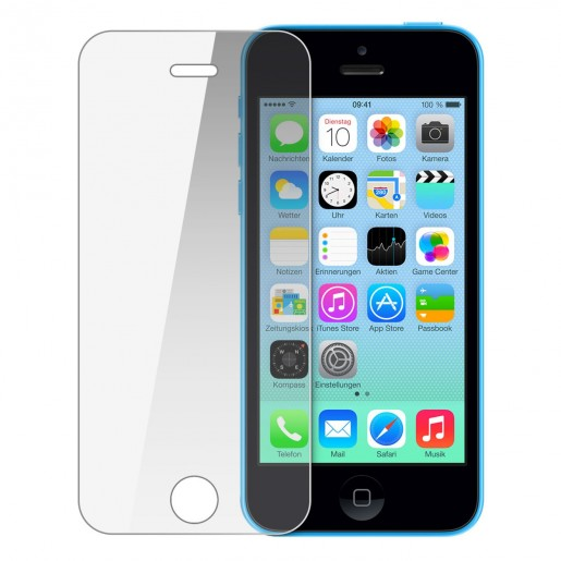 Tempered Glass - Ultra Smart Protection Iphone 5c 0.2mm - Ultra Smart Protection Display imagine