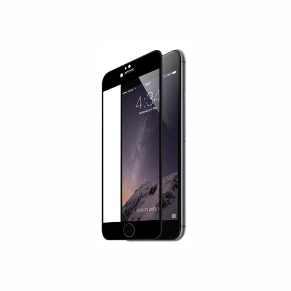Tempered Glass - Ultra Smart Protection Iphone 6 Plus fulldisplay negru - Ultra Smart Protection Display imagine