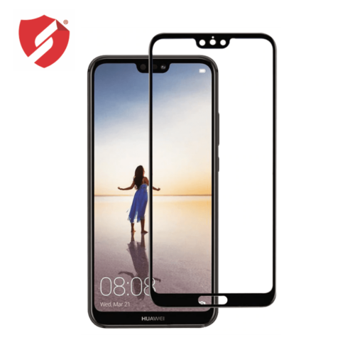 Tempered Glass - Ultra Smart Protection Huawei P20 fulldisplay negru