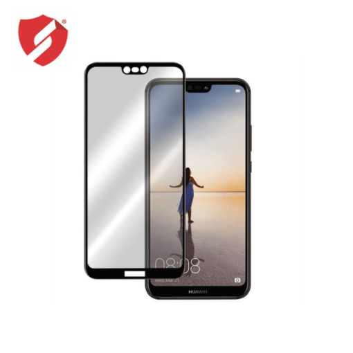 Tempered Glass - Ultra Smart Protection Huawei P20 lite fulldisplay negru