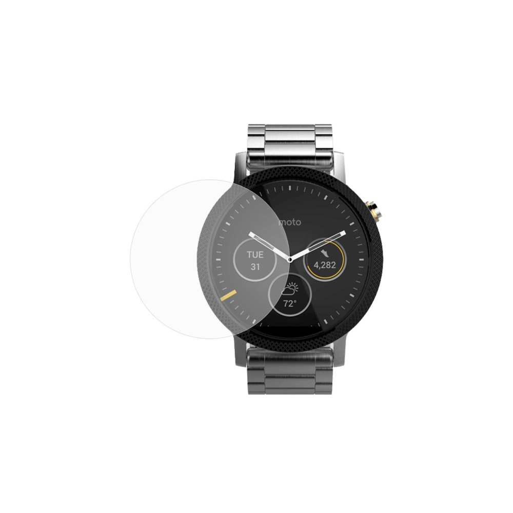 Tempered Glass - Ultra Smart Protection Motorola Moto 360 (2nd-gen) 46mm