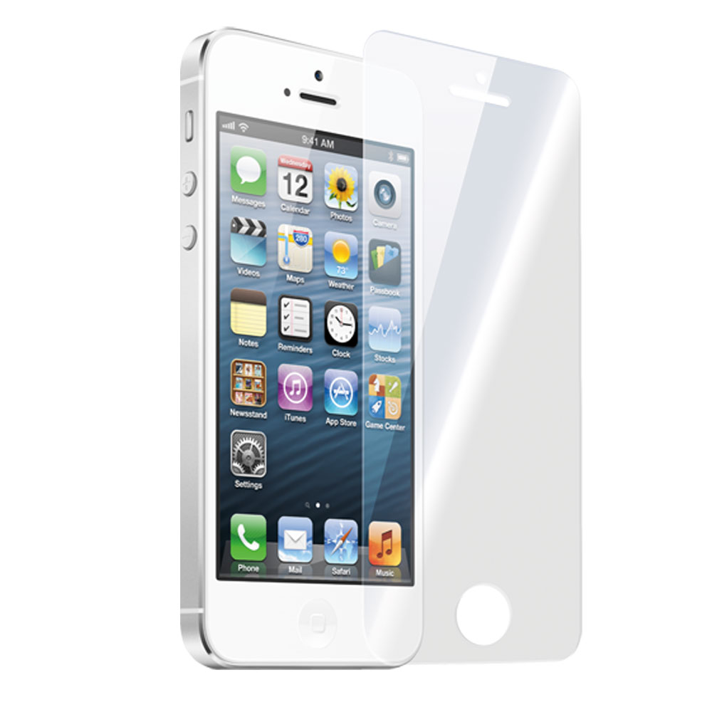 Tempered Glass - Ultra Smart Protection iPhone 5 0.2mm - Ultra Smart Protection Display imagine