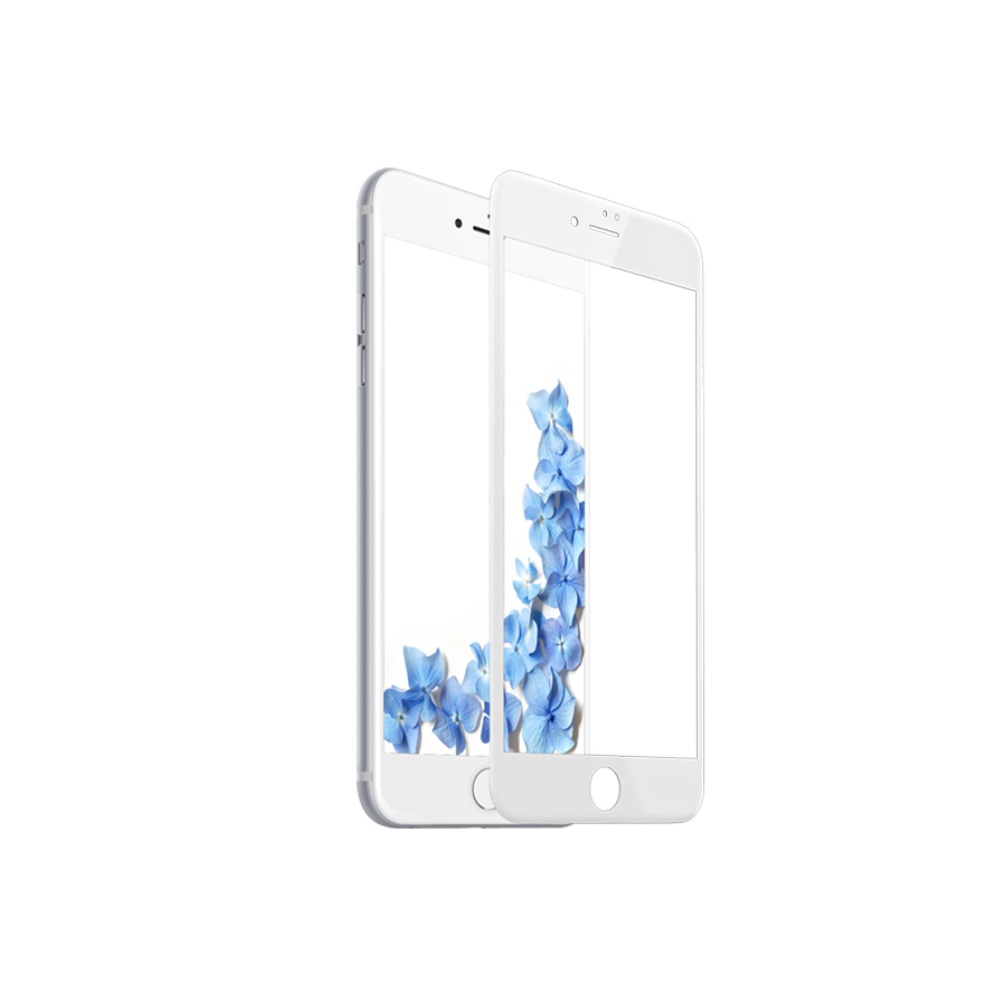 Tempered Glass - Ultra Smart Protection Iphone 7 Plus Fulldisplay alb - Ultra Smart Protection Display imagine