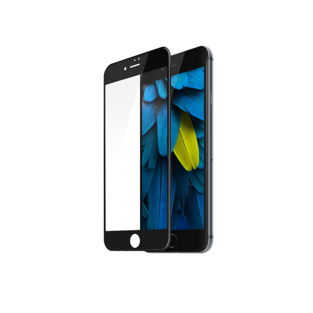Tempered Glass - Ultra Smart Protection iPhone SE 2020 fulldisplay 3D Negru - Ultra Smart Protection Display imagine