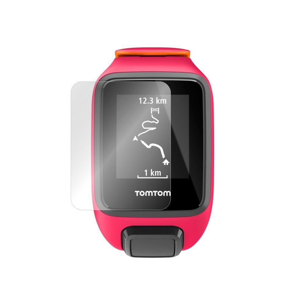 Folie de protectie Smart Protection TomTom Runner 3 GPS Watch - 4buc x folie display imagine