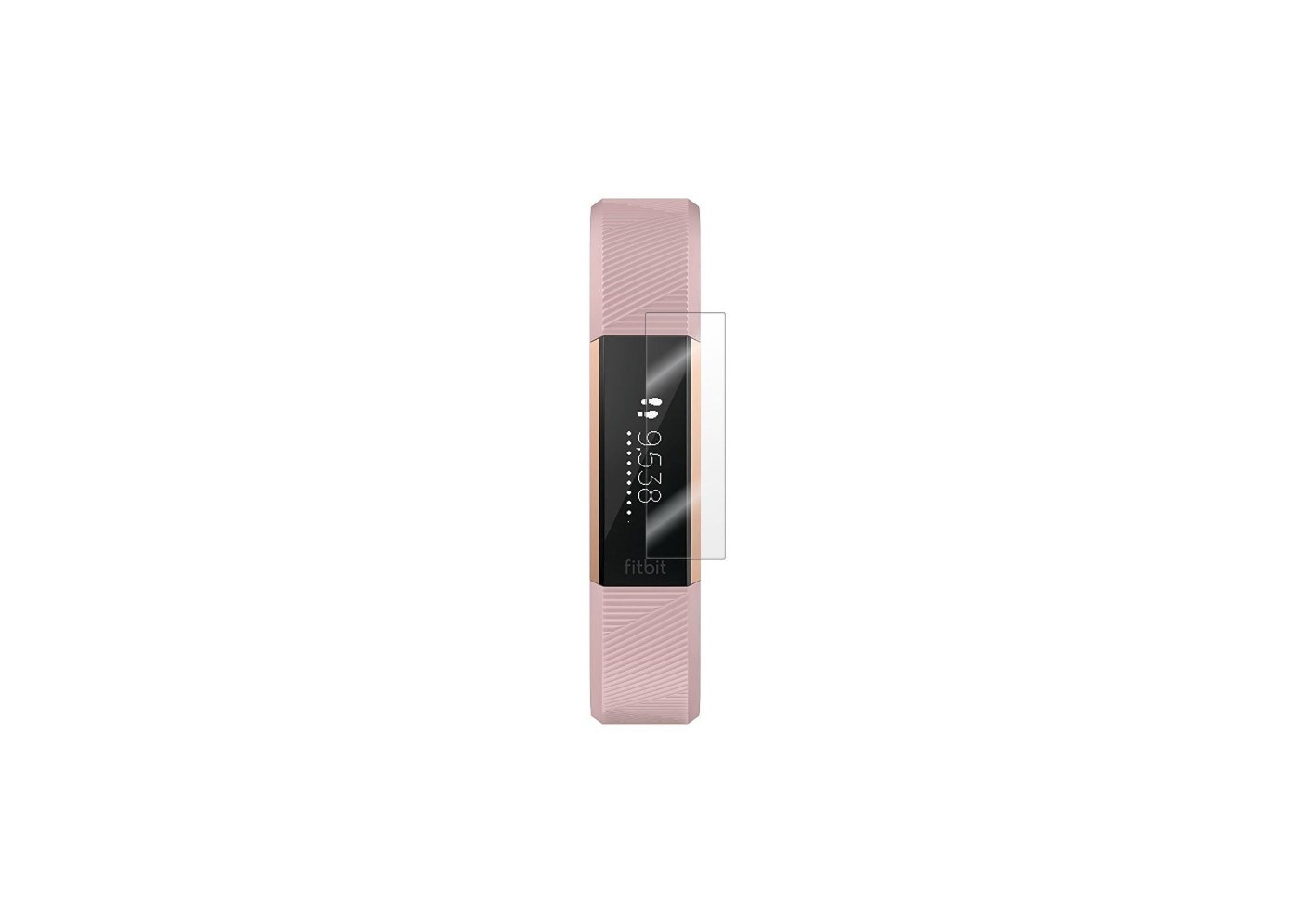 Folie de protectie Smart Protection FitBit Alta HR - 2buc x folie display imagine