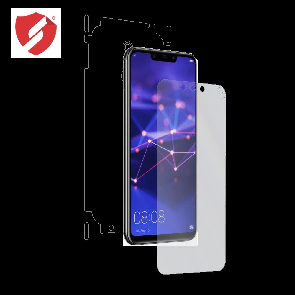 Folie de protectie Smart Protection Huawei Mate 20 Lite - fullbody - display + spate + laterale imagine