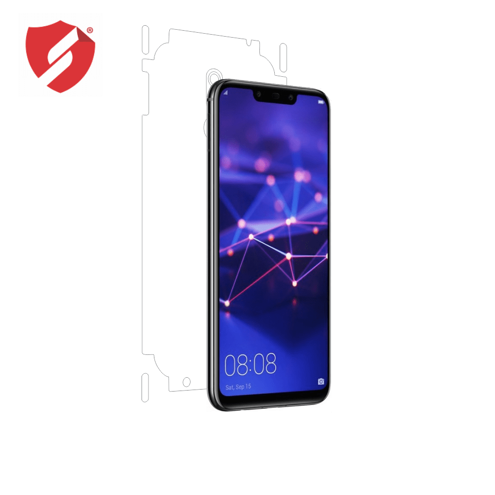 Folie de protectie Smart Protection Huawei Mate 20 Lite - doar-spate+laterale imagine