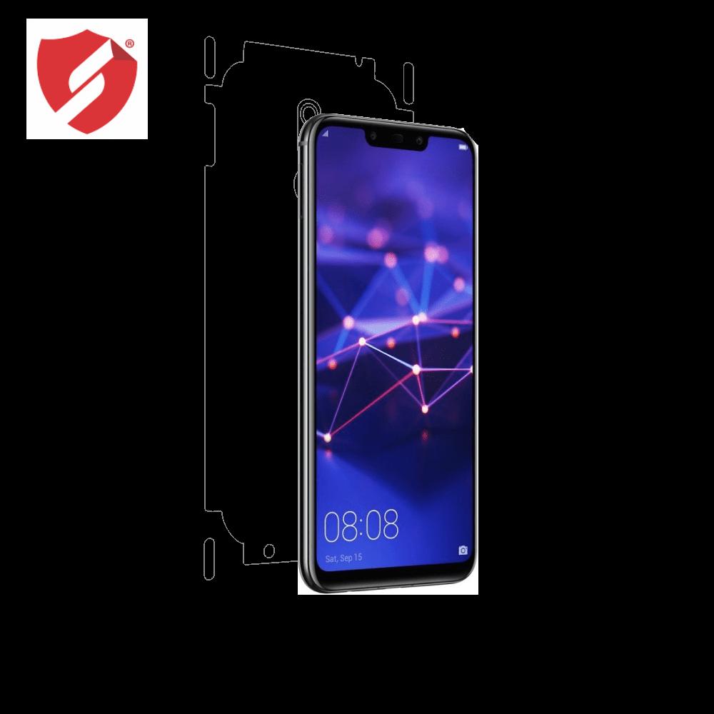 Folie de protectie Smart Protection Huawei Mate 20 Lite - doar-spate+laterale imagine