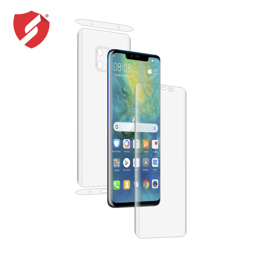 Folie de protectie Smart Protection Huawei Mate 20 Pro - fullbody - display + spate + laterale imagine
