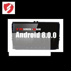 Folie de protectie Clasic Smart Protection Navigatie Bonroad 2Din 9 inch