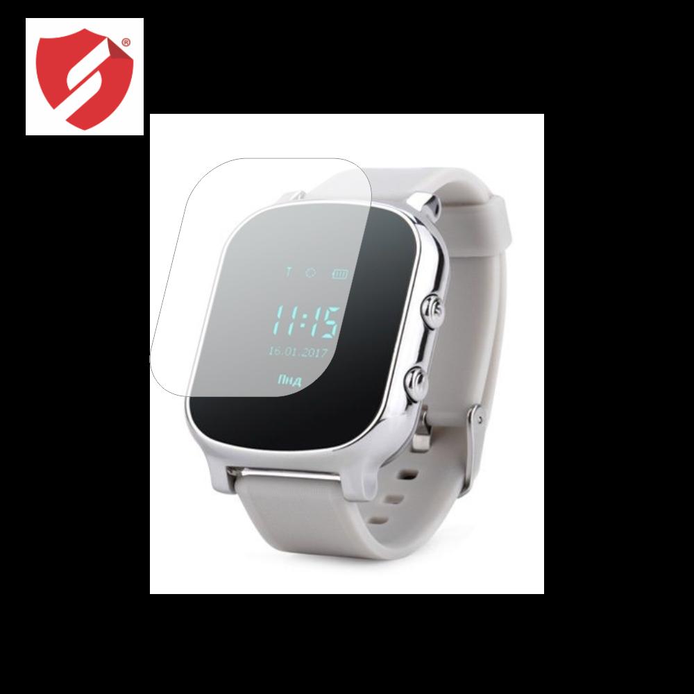 Folie de protectie Smart Protection Smartwatch Wonlex GW700 - 4buc x folie display imagine