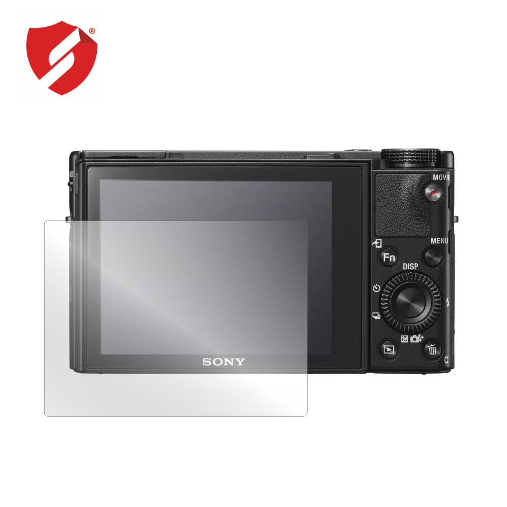 Folie de protectie Smart Protection Sony RX100 - 2buc x folie display imagine