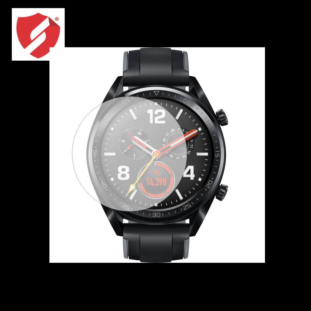 Folie de protectie Smart Protection Smartwatch Huawei Watch GT - 2buc x folie display imagine