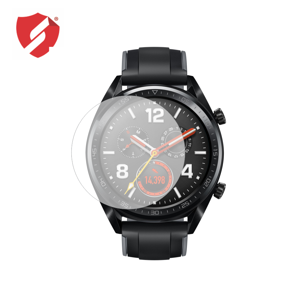 Folie de protectie Smart Protection Smartwatch Huawei Watch GT - 4buc x folie display imagine