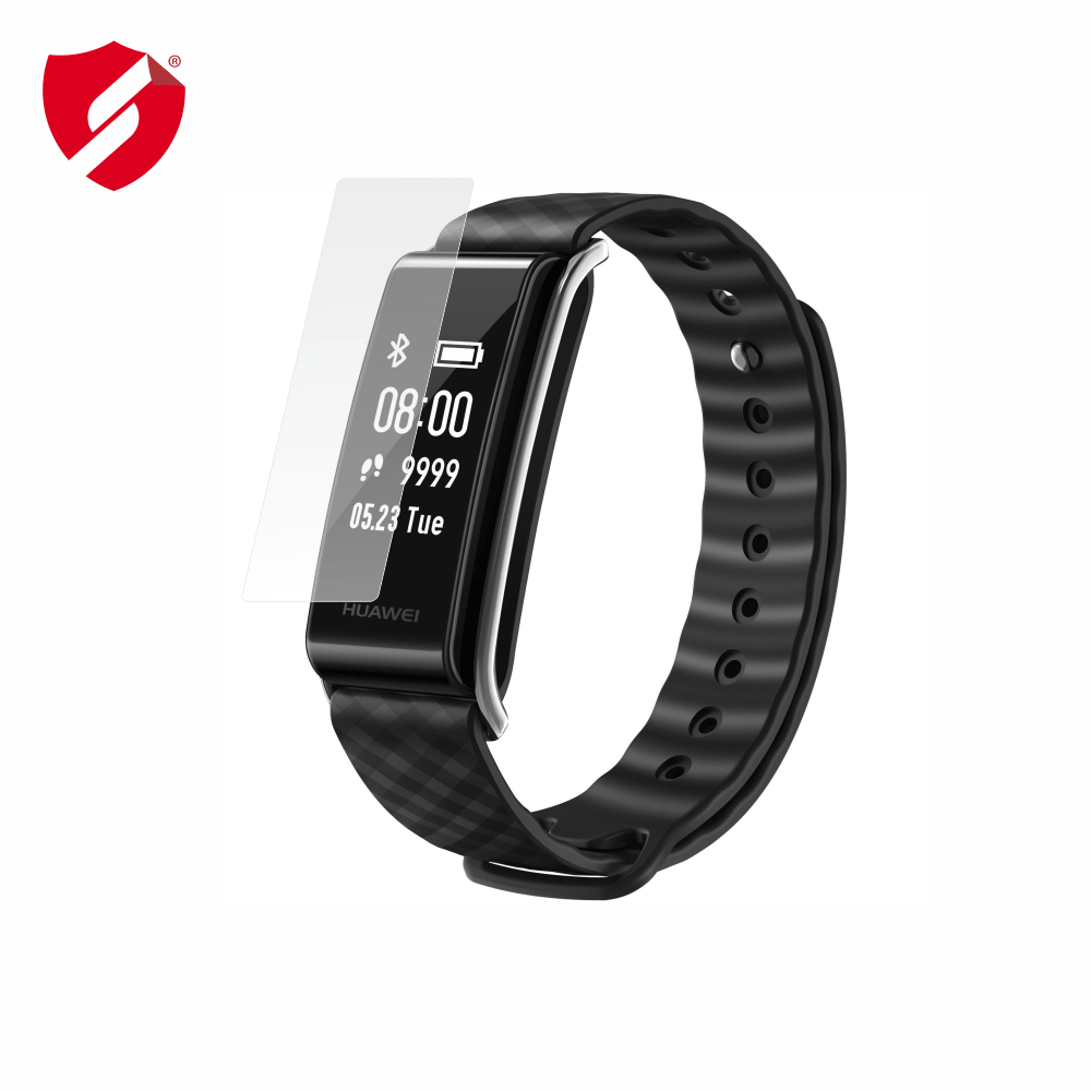 Folie de protectie Smart Protection Smartwatch Huawei Color Band A2 - 4buc x folie display imagine