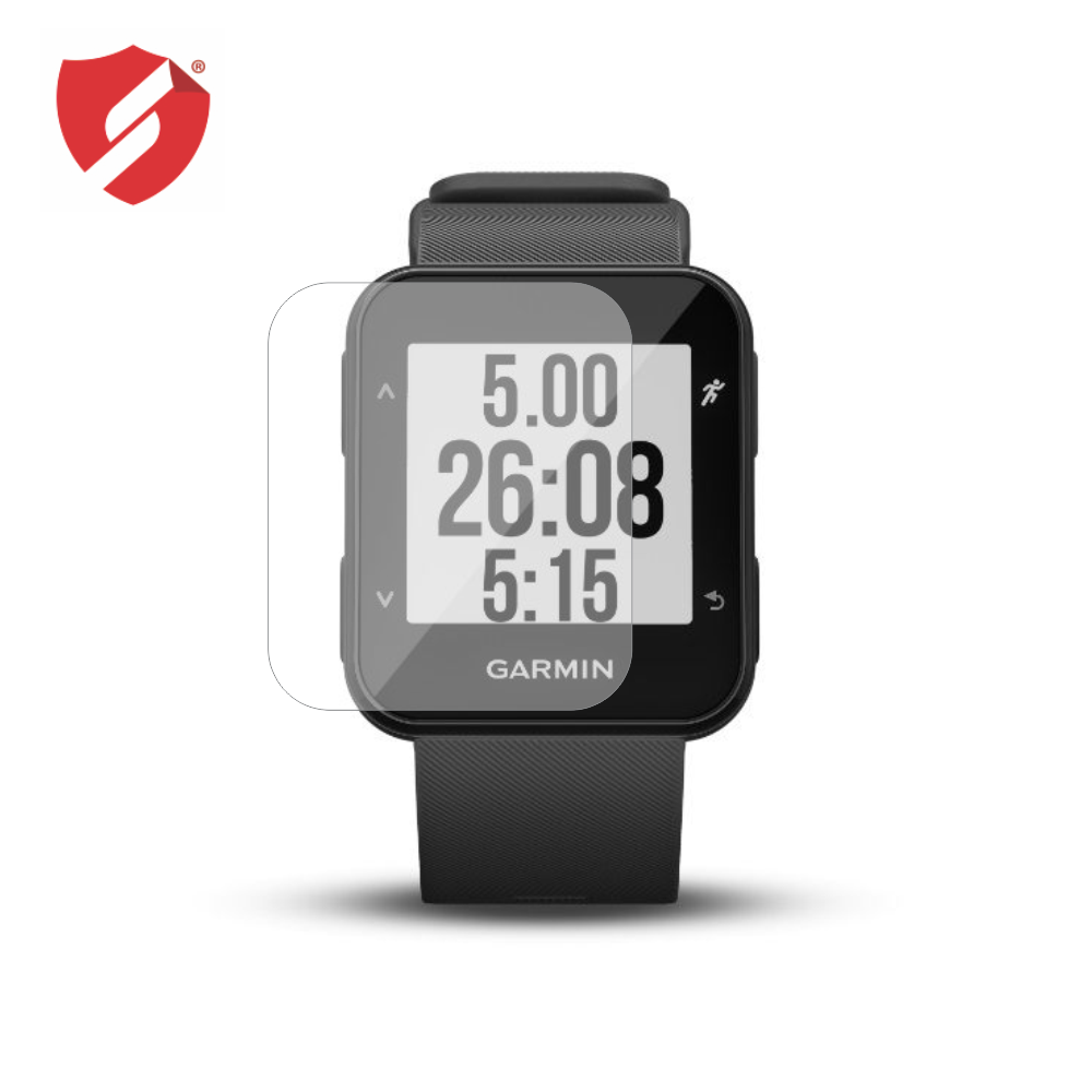 Folie de protectie Smart Protection Smartwatch Garmin Forerunner 30 - 2buc x folie display imagine