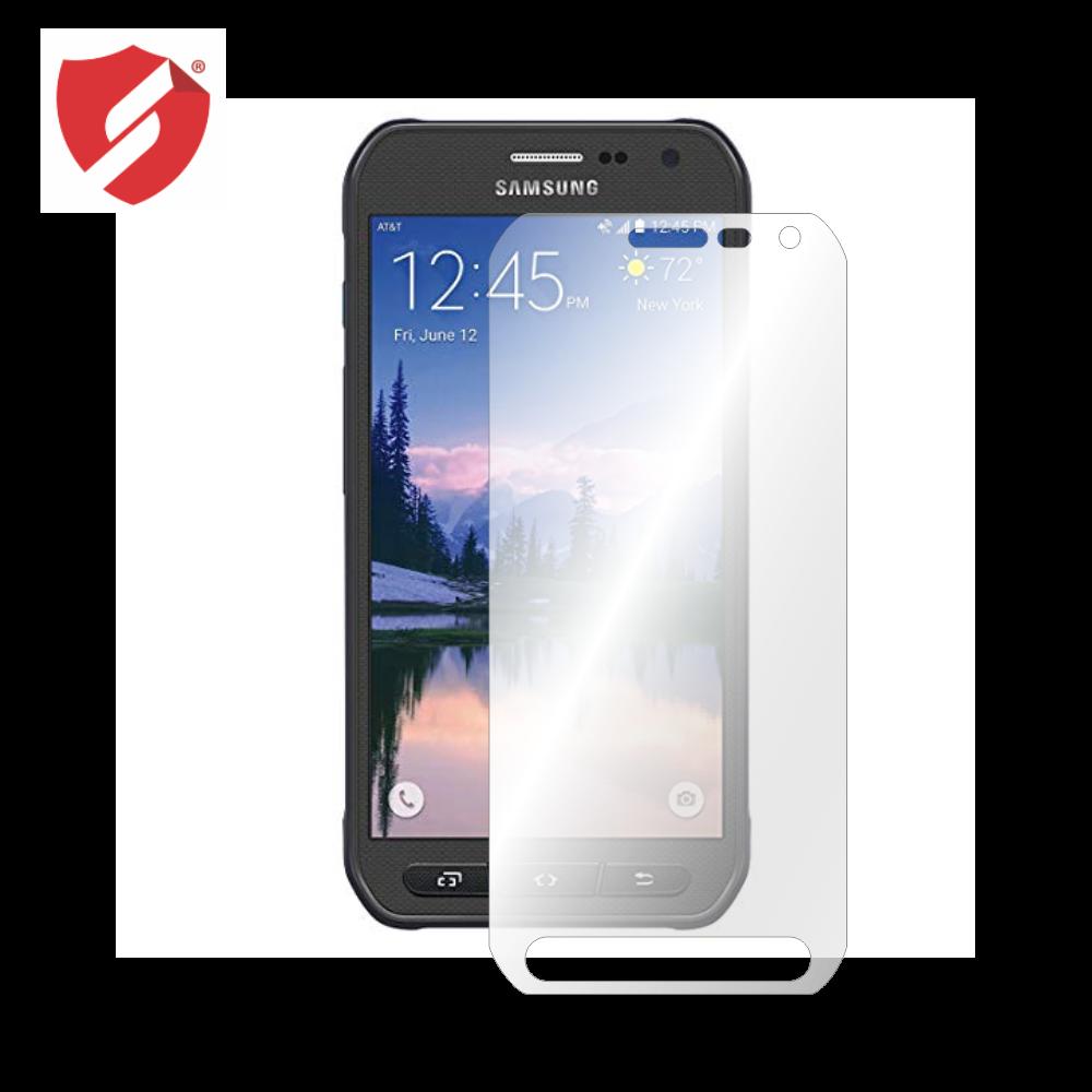 Folie de protectie Smart Protection Samsung Galaxy S6 Active - 2buc x folie display imagine