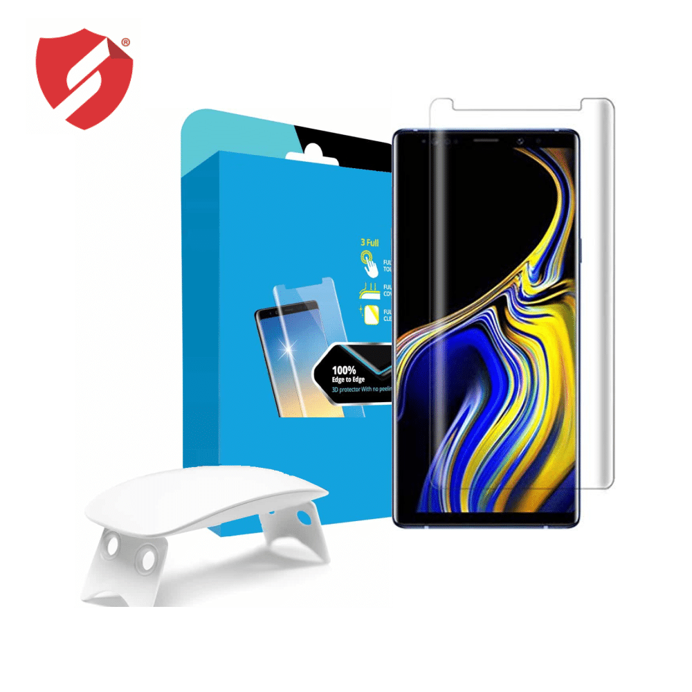 Tempered Glass - Ultra Smart Protection Liquid Loca Samsung Galaxy Note 9 imagine