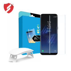 Tempered Glass - Ultra Smart Protection Liquid Loca Samsung Galaxy S8 Plus