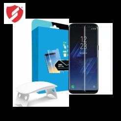 Tempered Glass - Ultra Smart Protection Liquid Loca Samsung Galaxy S8 Plus