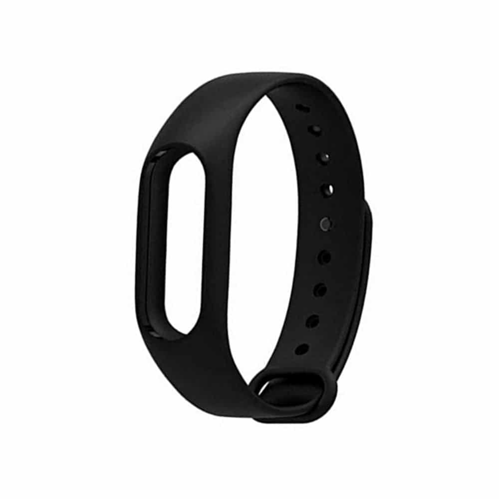 Curea Xiaomi Mi Band 2 silicon negru imagine