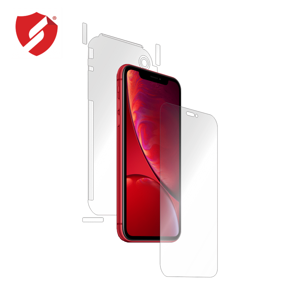 Folie de protectie Smart Protection Apple iPhone XR - fullbody - display + spate + laterale imagine