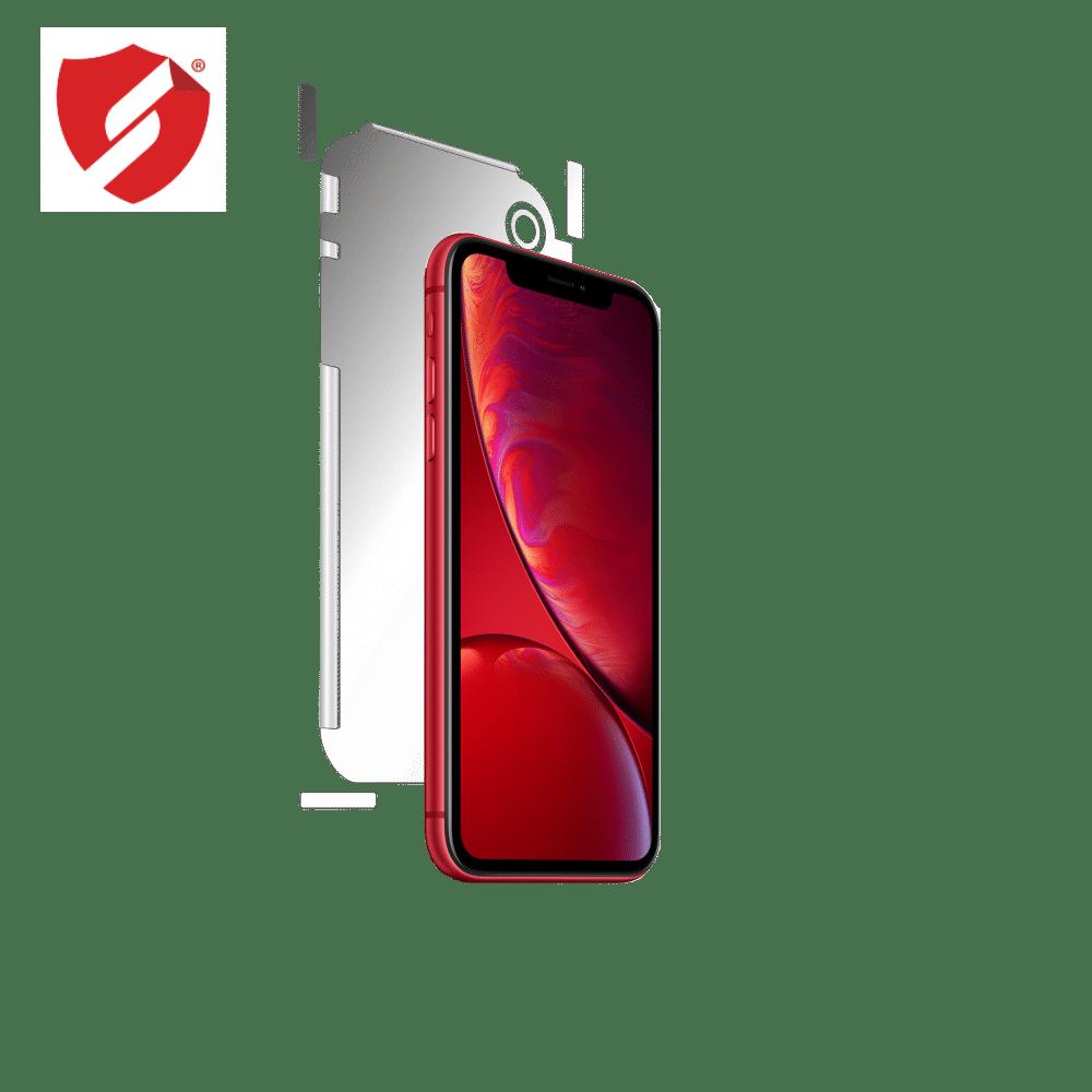 Folie de protectie Smart Protection Apple iPhone XR - doar-spate+laterale imagine