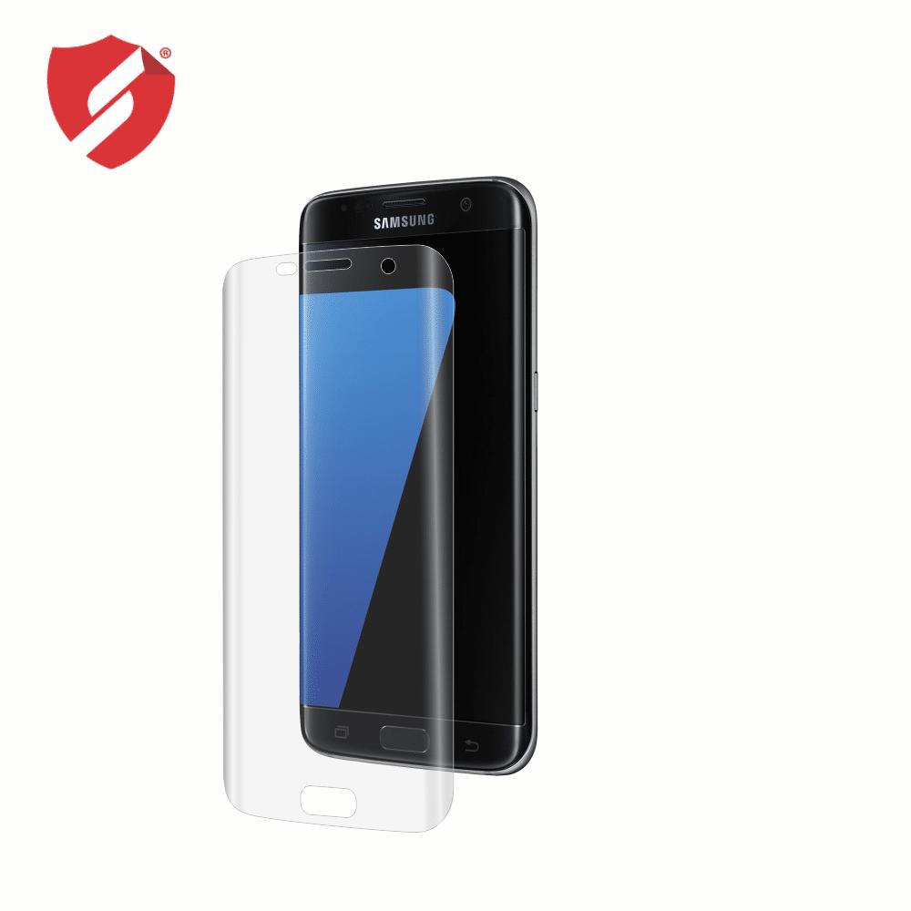 Folie de protectie Antireflex Mata Smart Protection Samsung Galaxy S7 Edge - doar display imagine