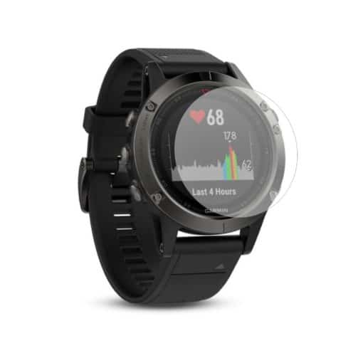 Folie de protectie Antireflex Mata Smart Protection Garmin Fenix 5 - 2 folii pentru display