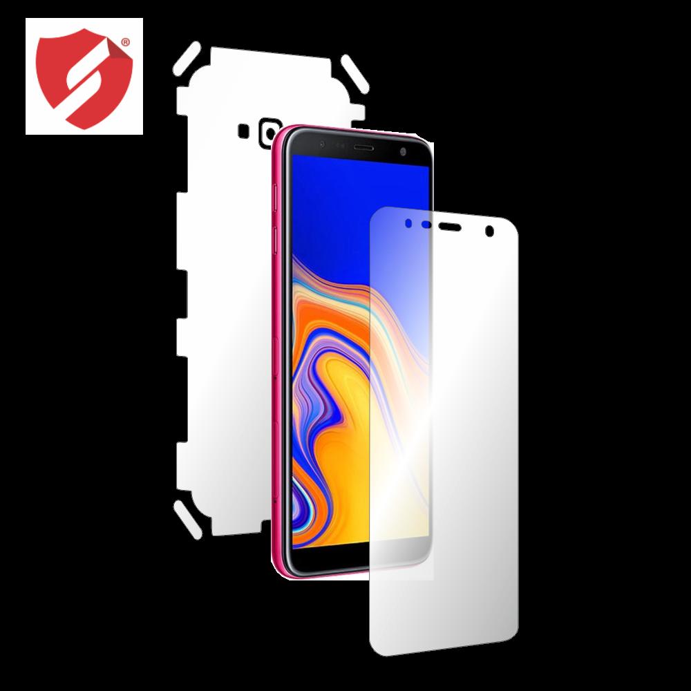 Folie de protectie Smart Protection Samsung Galaxy J4 Plus - fullbody - display + spate + laterale imagine