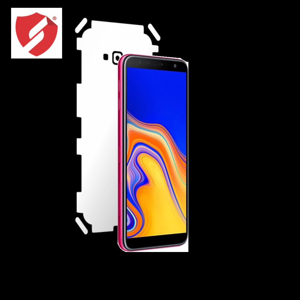 Folie de protectie Smart Protection Samsung Galaxy J4 Plus - doar-spate+laterale imagine
