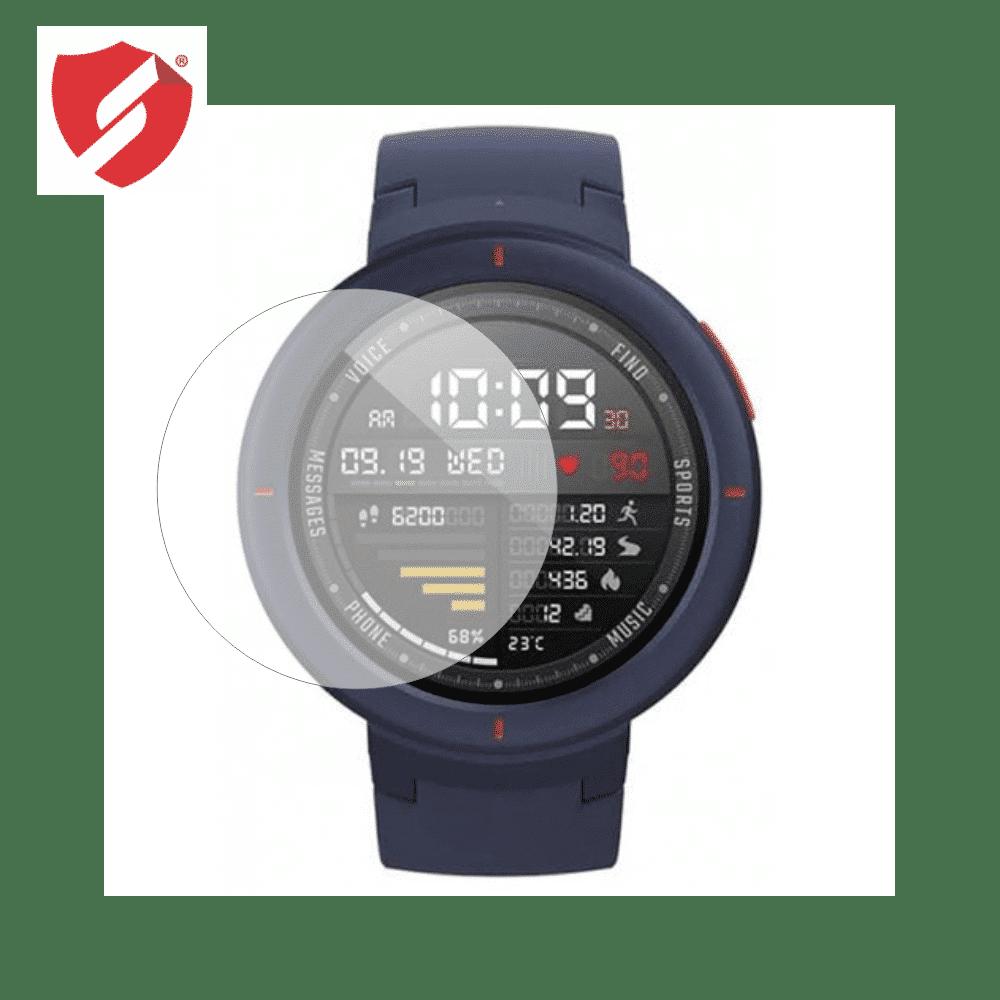 Folie de protectie Smart Protection Smartwatch Xiaomi Amazfit Verge - 4buc x folie display imagine