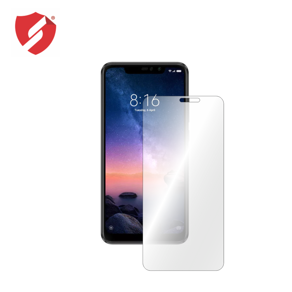 Folie de protectie Smart Protection Xiaomi Redmi Note 6 Pro - doar-display imagine