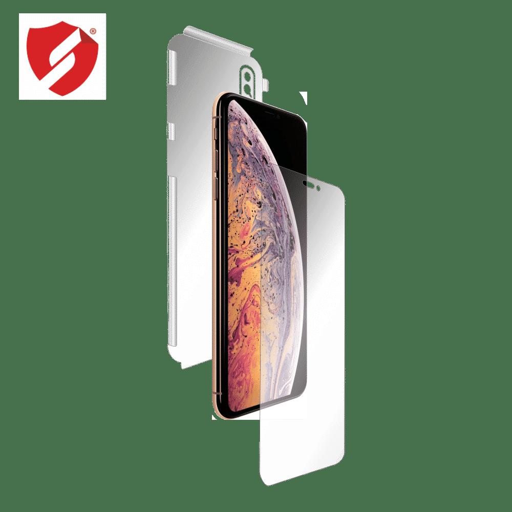 Folie de protectie Smart Protection Apple iPhone X - fullbody-cu-ecran-case-friendly imagine