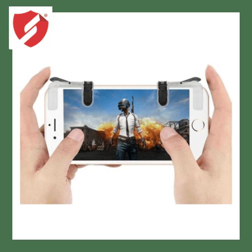 Butoane speciale de gaming pentru telefoane compatibile PUBG mobile